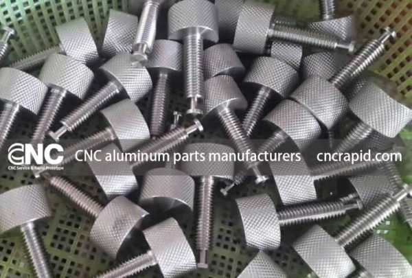 CNC aluminum parts manufacturers, Custom machining services