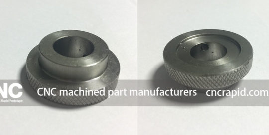 CNC machined part manufacturers, Custom machining services
