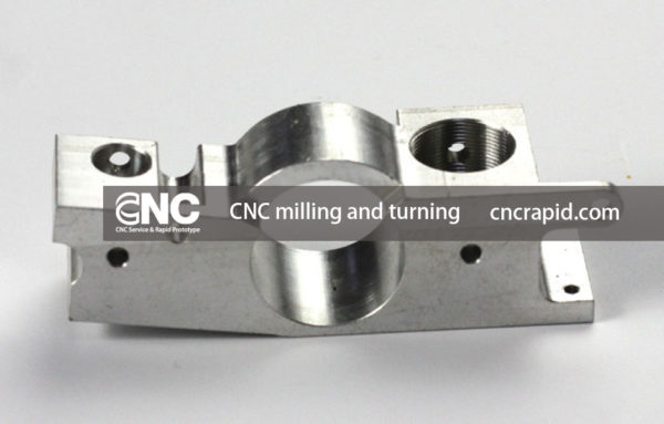 CNC milling and turning services, Custom machining shop