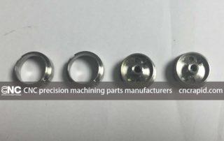 CNC precision machining parts manufacturers