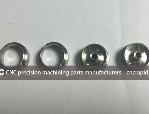 CNC precision machining parts manufacturers
