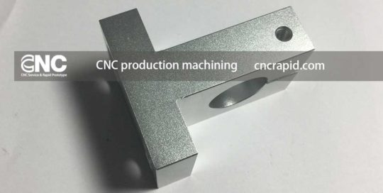 CNC production machining, Custom machining services
