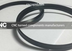 CNC turned components manufacturers, CNC machining services