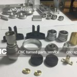 CNC turned parts service, CNC machining services - cncrapid.com