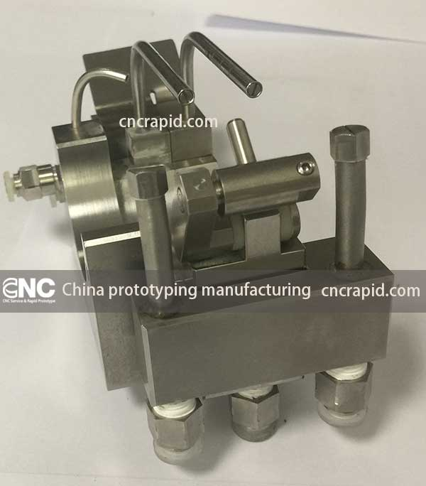 China prototyping manufacturing, CNC machining services