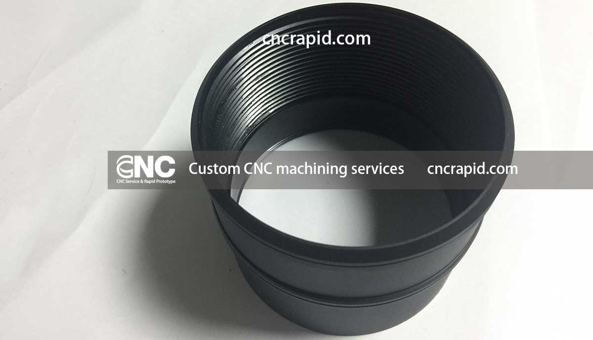 Custom CNC machining services, Precision CNC parts shop