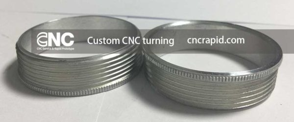 Custom CNC turning, milling service shop - cncrapid.com