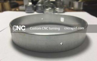Custom CNC turning, milling service shop - cncrapid.com