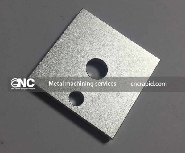Metal machining services, Custom CNC machining shop