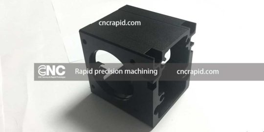 Rapid precision machining, CNC prototyping service shop