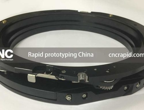 Rapid prototyping China