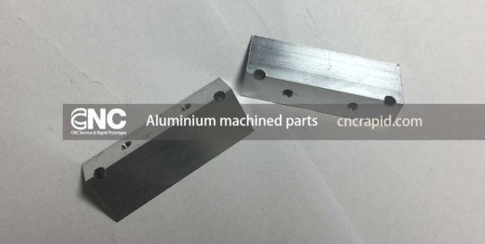 Aluminium machined parts, Custom CNC machining services