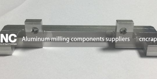 Aluminum milling components suppliers