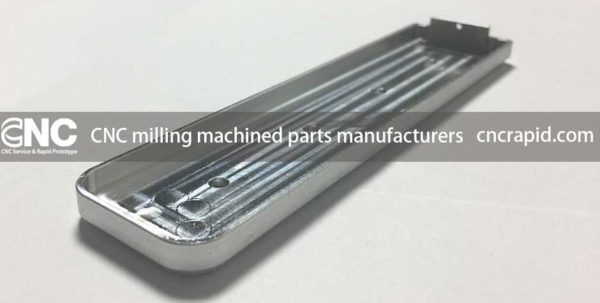 CNC milling machined parts manufacturers, Custom CNC machining