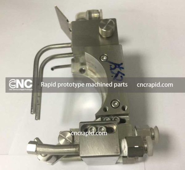 Rapid prototype machined parts, CNC machining services - cncrapid.com