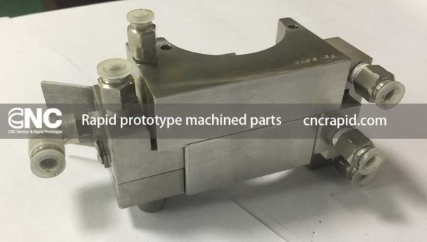 Rapid prototype machined parts, CNC machining services - cncrapid.com
