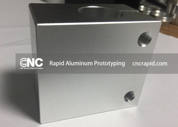 Aluminum prototyping, CNC machining services - cncrapid.com
