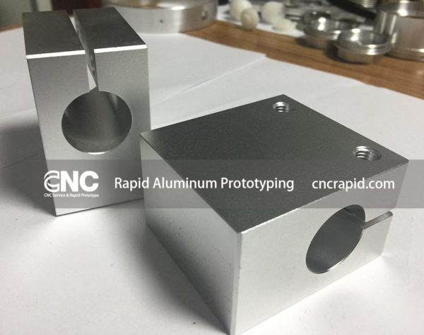 Aluminum prototyping, CNC machining services - cncrapid.com