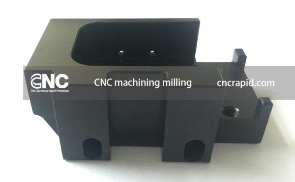 CNC machining milling