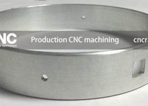Production CNC machining, CNC machining companies - cncrapid.com