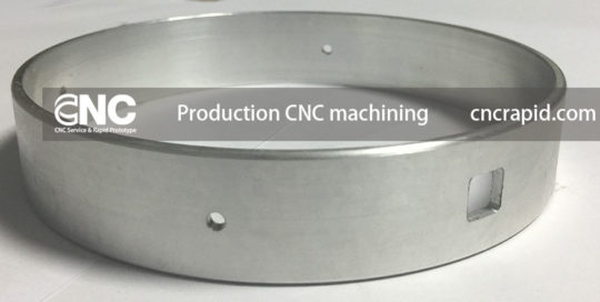 Production CNC machining, CNC machining companies - cncrapid.com