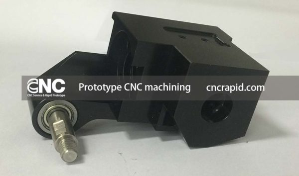 Prototype CNC machining, Custom CNC parts supplier - cncrapid.com