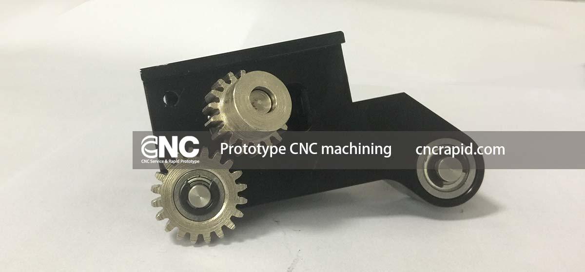 Prototype CNC machining, Custom CNC parts supplier - cncrapid.com