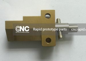 Rapid prototype parts, CNC machining services China - cncrapid.com