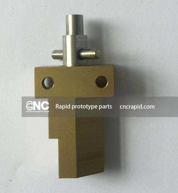 Rapid prototype parts, CNC machining services China - cncrapid.com