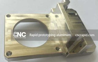 Rapid prototyping aluminum