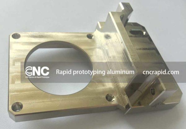 Rapid prototyping aluminum