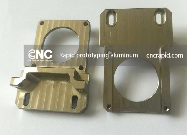 Rapid prototyping aluminum, CNC machining services China - cncrapid.com