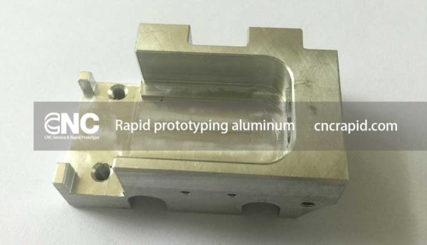 Rapid prototyping aluminum, CNC machining services China - cncrapid.com