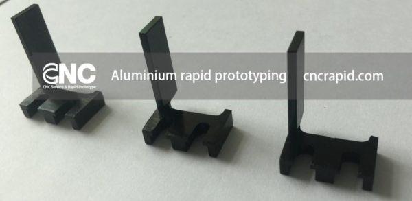 Aluminium rapid prototyping, CNC machining services - cncrapid.com