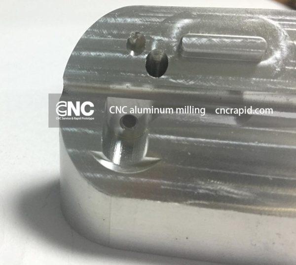 CNC aluminum milling, CNC machining services - cncrapid.com