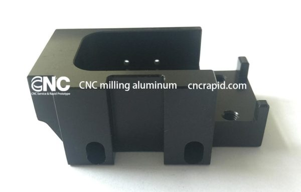 CNC milling aluminum, CNC machining services shop - cncrapid.com