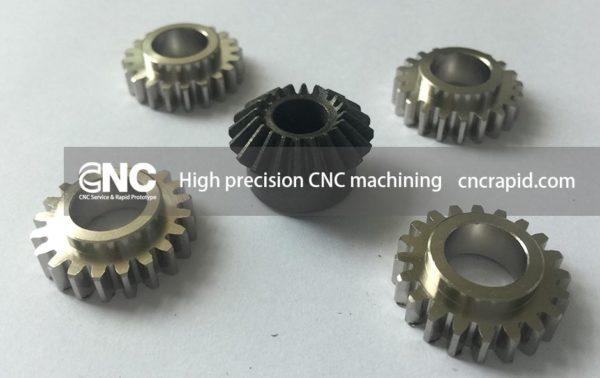 High precision CNC machining, CNC Services - cncrapid.com
