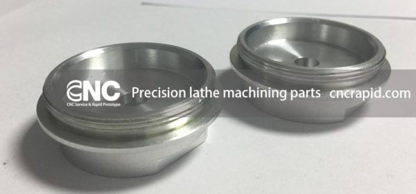 Precision lathe machining parts, CNC machining services - cncrapid.com