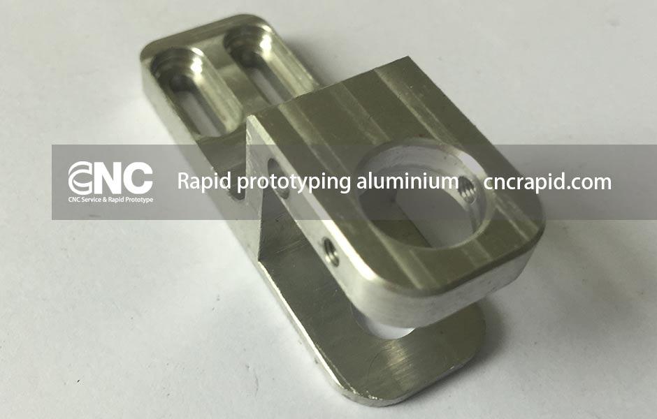 Rapid prototyping aluminium, CNC machining services - cncrapid.com
