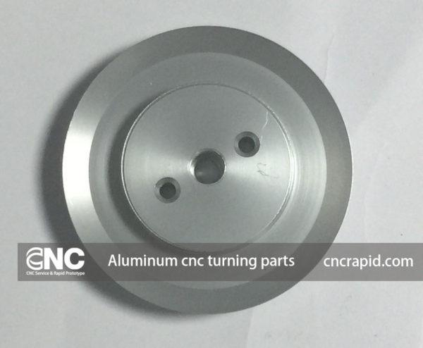 Aluminum cnc turning parts, CNC machining services - cncrapid.com