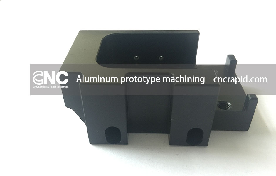 Aluminum prototype machining, CNC machining services China