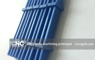 CNC plastic machining prototype supplier - cncrapid.com