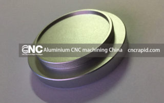 Aluminium CNC machining China