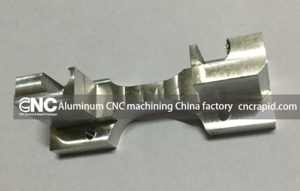 Aluminum CNC machining China factory