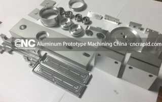 Aluminum Prototype Machining China
