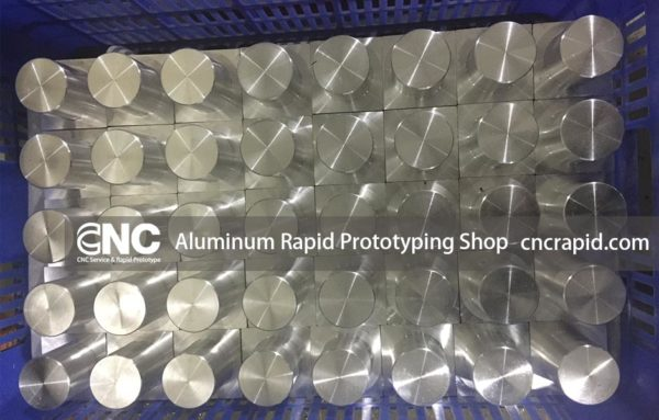 Aluminum Rapid Prototyping Shop