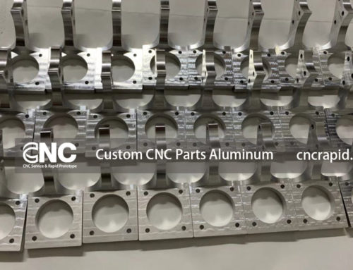 Custom CNC Parts Aluminum