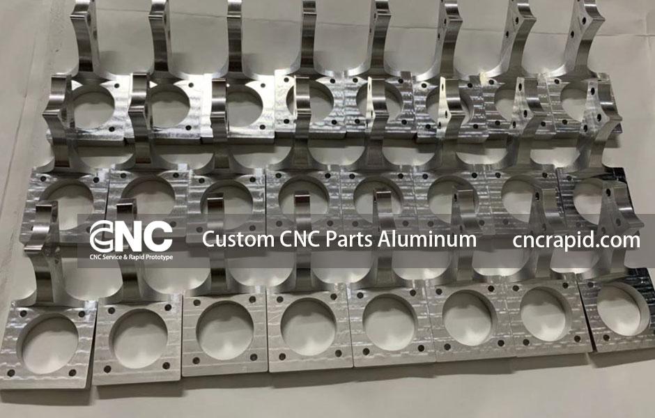 Custom CNC Parts Aluminum