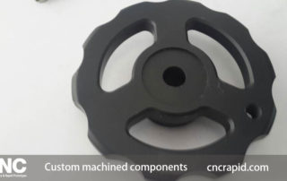 Custom machined components