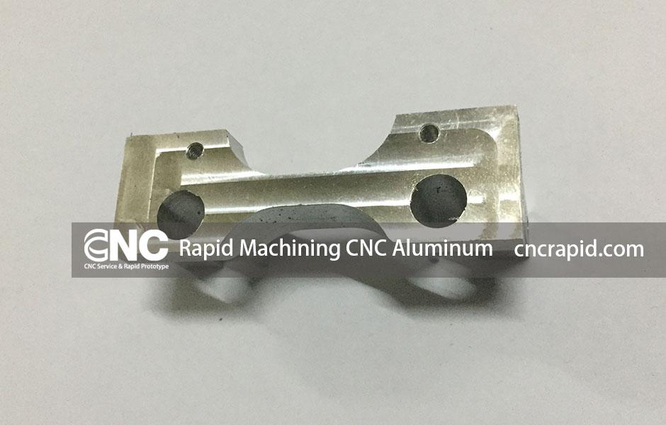 Rapid machining CNC aluminum shop China - cncrapid.com